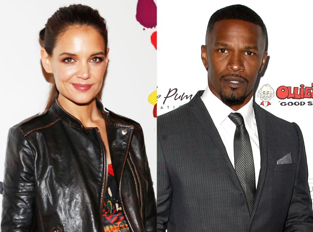 Are Katie Holmes & Jamie Foxx dating?! Here's everything we know: