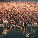 Obrigado Belo Horizonte ???? Awesome 1st show in Brazil http://t.co/1WKEMhVRfD