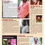 RT @Allupdatez: Kollywood Corners Glory At the 62nd National Awards @ActorSimhaa @Dhananjayang