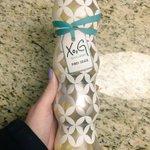 Yay! RT @MichCollett: I finally got some @XoGWine to try! It's so cute and portable! @GiulianaRancic #delish #love http://t.co/Yt6uwGaXWU