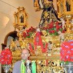 """Lo q se siente n ste momento no se puede explicar,se lleva nla sangre o no se lleva!Orgullo d Jaén """"NTRO PADRE JESUS"""" http://t.co/e0C38klvfH"""
