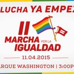 @larryportera Pao, acompáñanos en la II #MarchaPorLaIgualdad este sábado 11 de abril :) https://t.co/Oy0cPs9kV5 http://t.co/RvIeXgyiCD