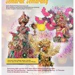 Semarang Night Carnival | 3 Mei 2015 | Rute: Gereja Blenduk - Jl. Pemuda - Balaikota | @VisitJawaTengah http://t.co/DqzYtEIh7e