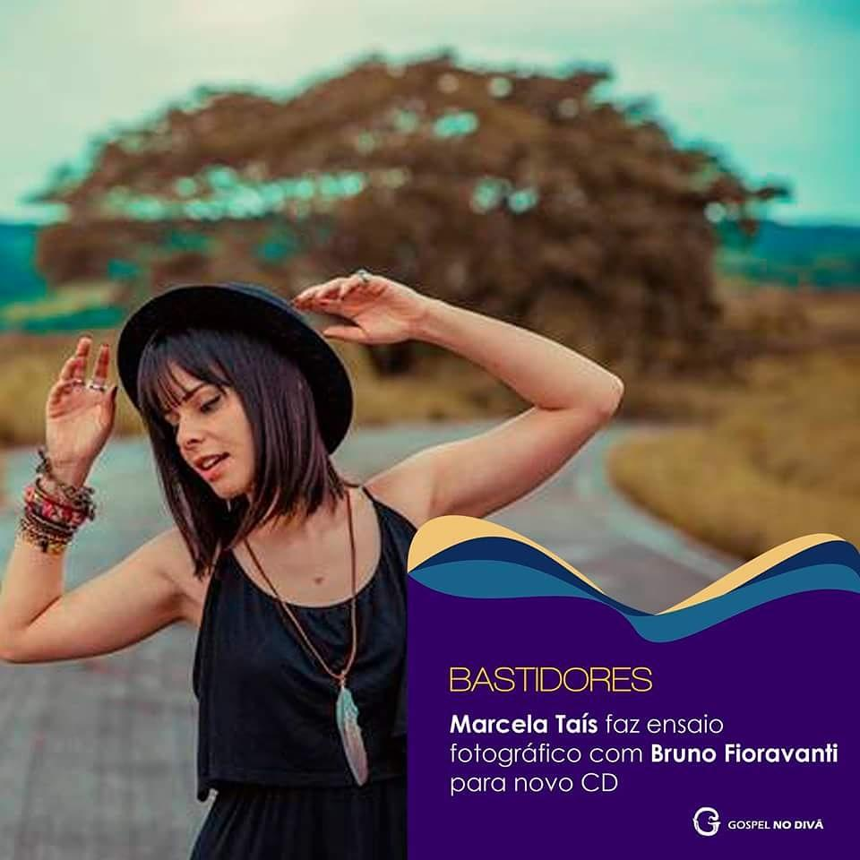 . @Marcela_Tais faz ensaio fotográfico com @brunofioravanti para novo CD - http://t.co/HfM3nCB2iO http://t.co/Cqz6dxC0gM