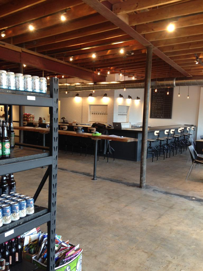 It's official.... @PharmBottleBev opens Thursday at noon. #craftbeer #Cary #downtown #ncbeer http://t.co/ZycAGsdhyQ