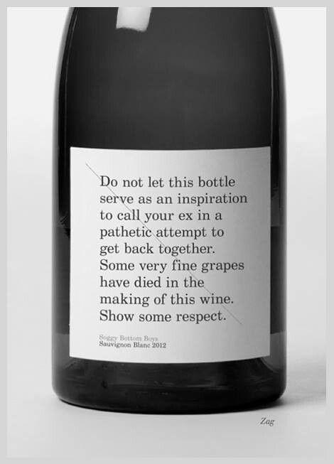 Love the branding on this wine bottle #design #wine http://t.co/WZYueeZKHS http://t.co/OGMXgRDFkk