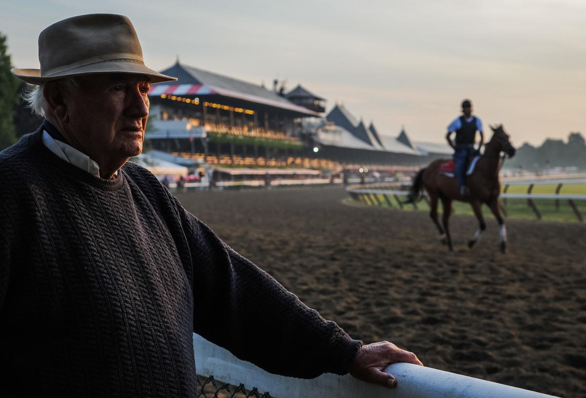 Horse racing and humanity have lost a legend and a giant tonight. Rest in peace, Allen Jerkens. #TheChief http://t.co/ReoBOXomv3