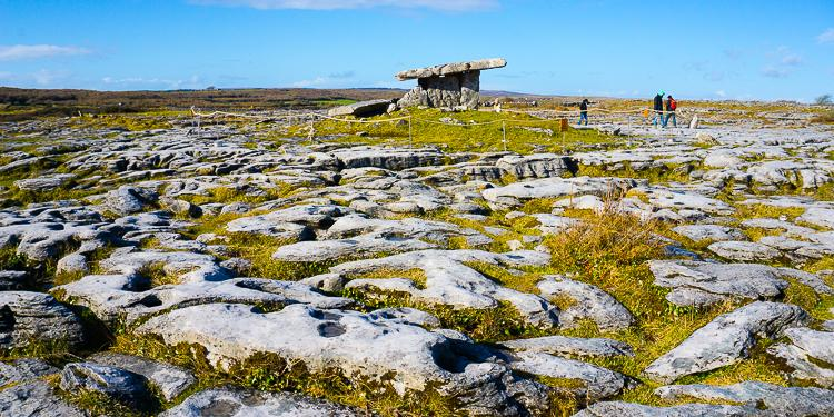 Love The Burren! Ireland's Most Famous Ancient Portal Stones via @WorldLillie