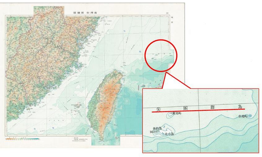 尖閣問題はこれで決着! 日本の外務省が毛沢東お墨付きの中国公式地図を公開しました。地図は「中華人民共和国国家測絵総局」が1969年に発行したもので、地図には「釣魚島」という中国側の呼称ではなく、日本名の「尖閣群島」と記載。拡散です! http://t.co/V3xthjQ0ln