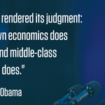 America needs a budget that builds a stronger middle class—not one that revisits failed policies.