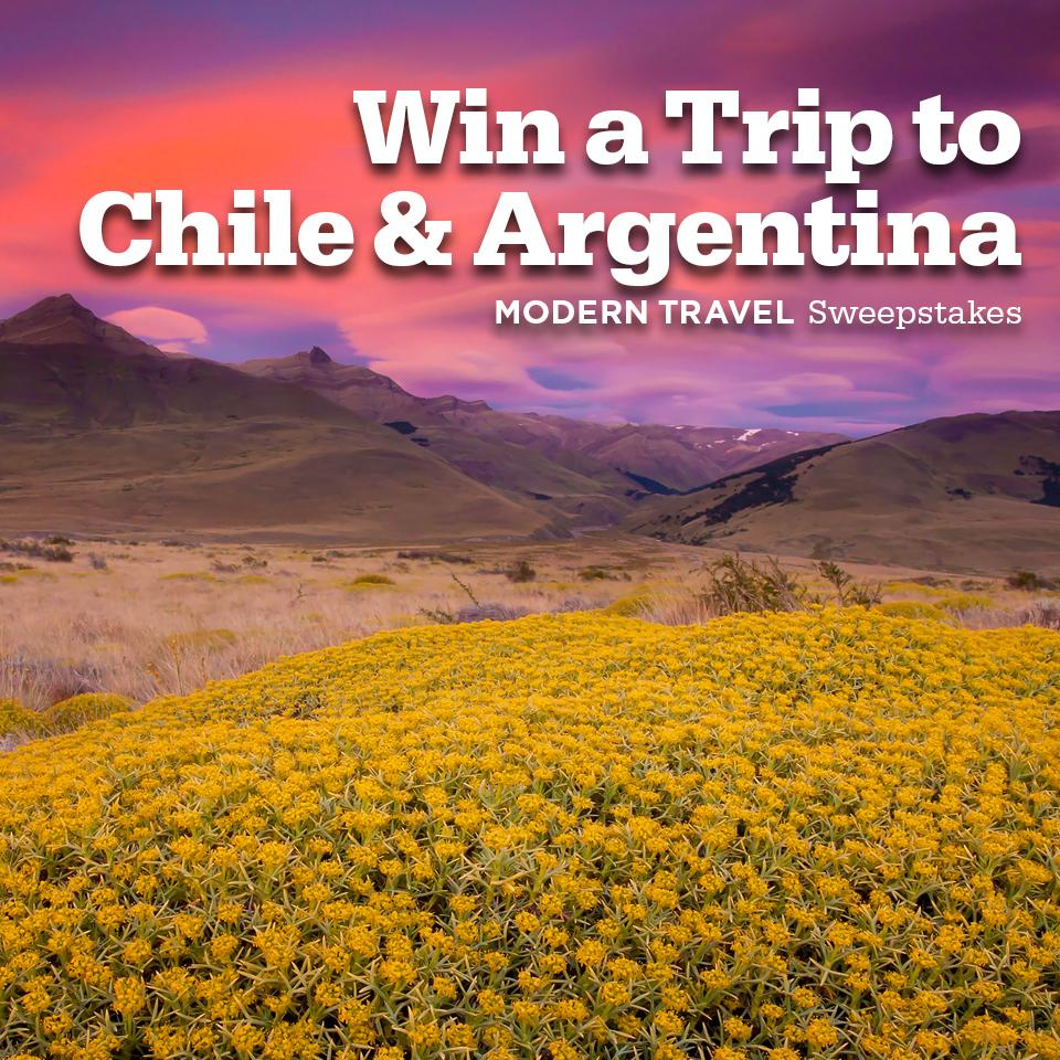 WIN 13 days in South America & new @ToadandCo threads for 2 http://t.co/JXvciwSGyV  @intrepid_travel @lanairlinesusa http://t.co/vphSeDdGOH