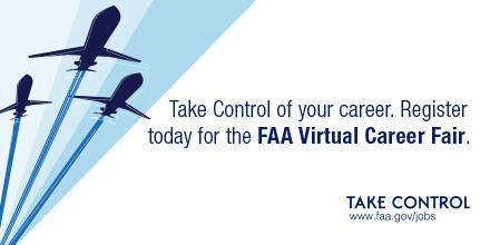 We're hiring! See FAA jobs and live chat with HR Wed. 3/25 12-4 pm EST. Register Now!