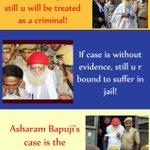 Terrorist Masrat Aalam was released but there is no Bail to a saint without proof! #निर्दोष_बापूजीको_न्यायमिले http://t.co/FVb5FdIY6f