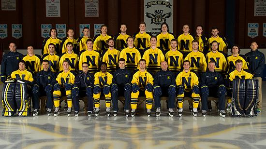#BeThere as @NAITOoks Men's Hockey go for GOLD against @SAIT_Trojans. Game 1 at #NAIT - Friday March 20 @ 7! #yeg LH http://t.co/OC6LUbbTV8