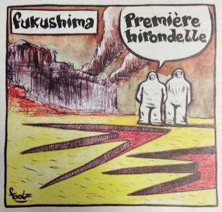 Après Tintin au Tibet, Charlie au Japon http://t.co/eoV1Q84frz Charlie Hebdo takes up Fukushima #nuclear crisis http://t.co/UC7ekWbyUF