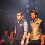 RT @ShefaliSamdria: Bowled over by the royal elegance at #raghavendrarathore #SS2015 #lakmefashionweek ! @Riteishd was the dapper bonus! ht…