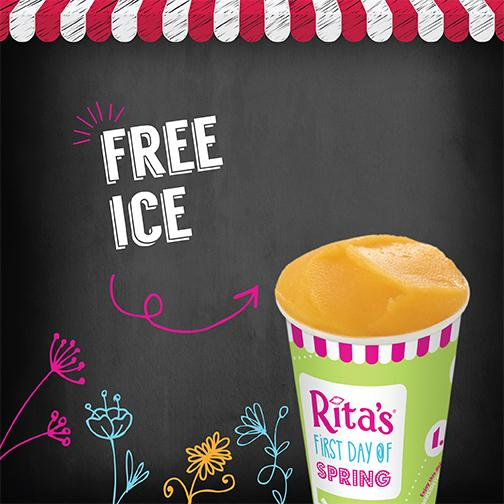 FREE ICE------> Tomorrow....Fri, March 20 in celebration of the 1st Day of SPRING! We hope to see you there! http://t.co/MaQKMN36Ne