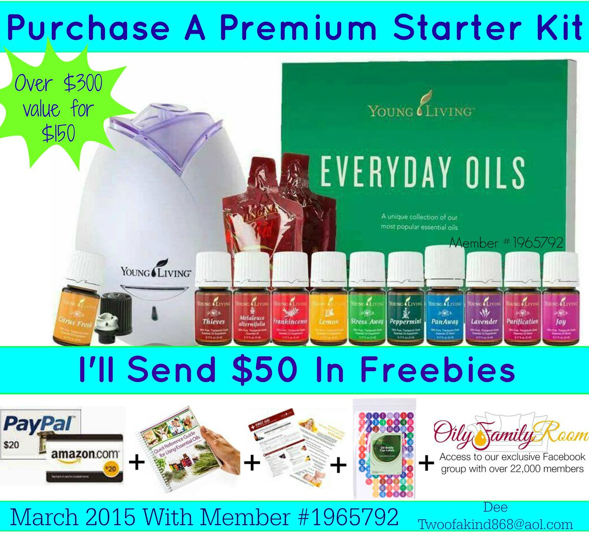 Read to invest in your #health - Check out my March #YoungLiving #EssentialOils #DEAL http://t.co/2Y8tVh1Ech #natural http://t.co/U5shabXyQ0
