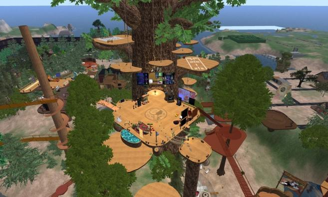 Visit Luskwood & meet anthropomorphic avatars from all over in a friendly, tree-house space! http://t.co/Ci8iT33zvP http://t.co/gKl094Z1XB