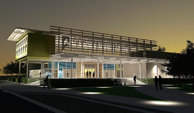 Construction is underway on @deltastate campus for the Grammy Museum Mississippi http://t.co/sDI52bZYs2 http://t.co/cYrdoeNH6R