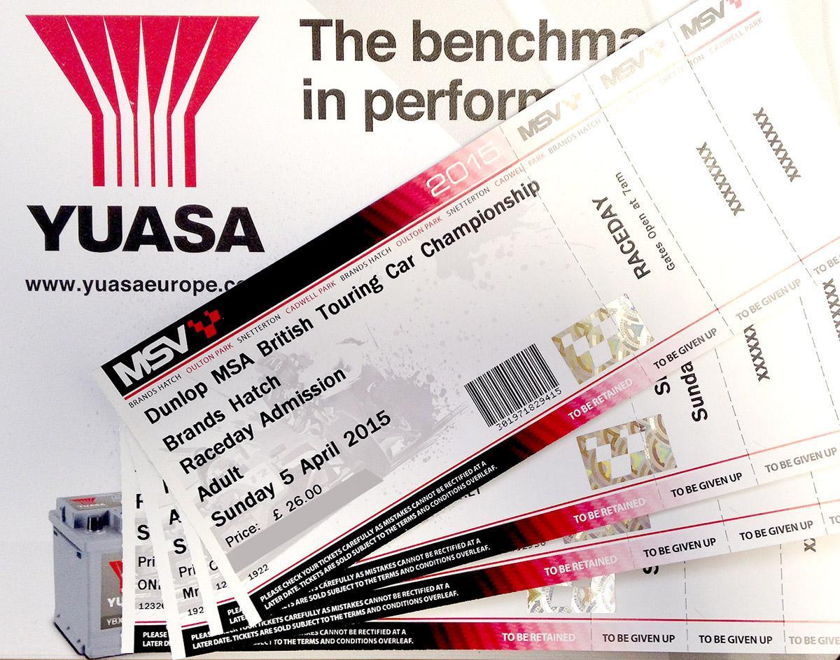 Win #BTCC tickets! We've got a pair of Brands Hatch 5 Apr tickets up for grabs.Follow us& retweet to enter our comp.. http://t.co/IsuzNDUNJe