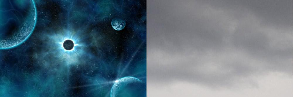 What I was expecting vs what I got #eclipse2015 http://t.co/IYFX7StrqD
