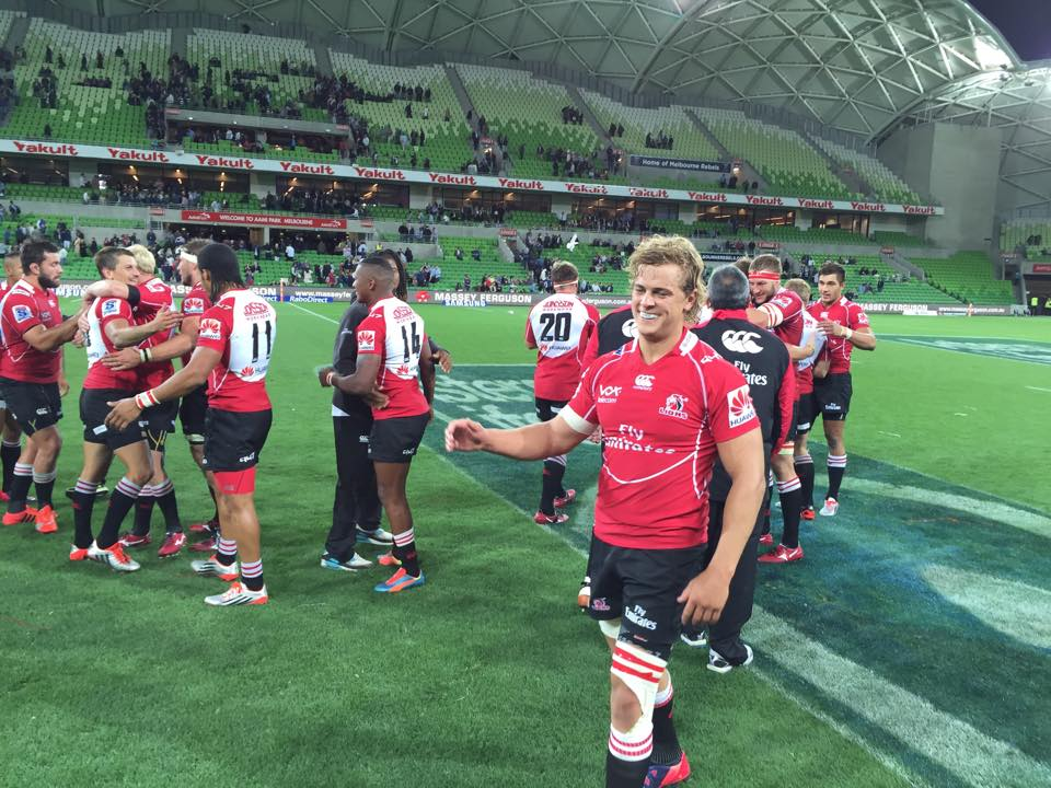 Congratulations to the Emirates Lions. RT if you are proud to be @LionsRugbyUnion fan! #Lions4Life #REBvLIO http://t.co/S96I2feSlv