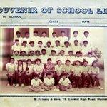 Spot Ajith in this school pic from archives @MASSAJITH @ajithFC @ThalaFansClub @Thalaajith_page @Ajith__ @starajith