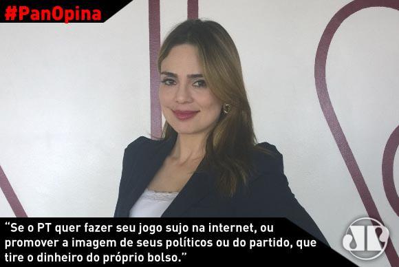#PanOpina @RachelSherazade: Verba estatal não pode ser usada para difamar opositores: http://t.co/YdBM9nqp2G http://t.co/ndGf8kOrDb