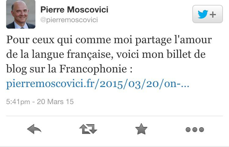 """Faire un tweet """"amour de la langue française"""" avec une faute de grammaire, c'est ballot https://t.co/fPmthpGf7o http://t.co/pGYDrChphH"""