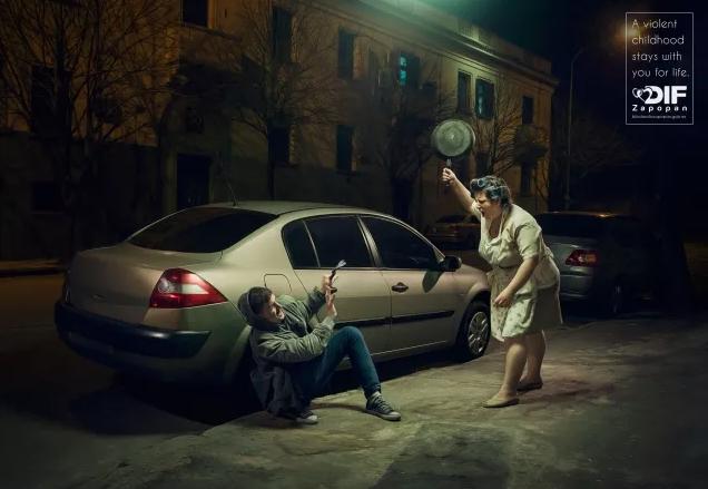DIF Zapopan e #Publicis Messico mostrano come l'abuso di minori si spinga ben oltre l'infanzia http://t.co/CMDw2MBTio http://t.co/yb57qBeGxX