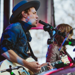 Folk-rock power couple right here. @wearewhitehorse #PandoraSXSW #SXSW http://t.co/3woe48jFrV