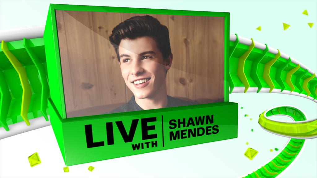 ONE MORE HOUR! Use #YTVMendesArmy AND lets start trending @ShawnMendes #soexcited #LIVE #SomethingBig http://t.co/p1AbbnnPLP