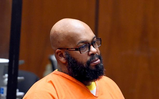 Suge Knight's bail set at $25 million: