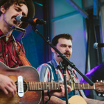There's nothing quite like the country soul of @TheDeslondes on a rainy Austin afternoon. #PandoraSXSW #SXSW http://t.co/5Buu1mj6oS