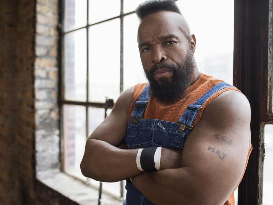 "Mr. T is launching a new DIY TV show called ""I Pity the Tool."" Yes, really. http://t.co/TgOhKq2cW5 http://t.co/Ec0w3IwKuB"