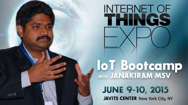 Thrilled to deliver the first ever #IoT Bootcamp at @ThingsExpo NYC on Jun 9th! Sign up at http://t.co/HpUbH3H6Wu http://t.co/C2PY3Yvsyn
