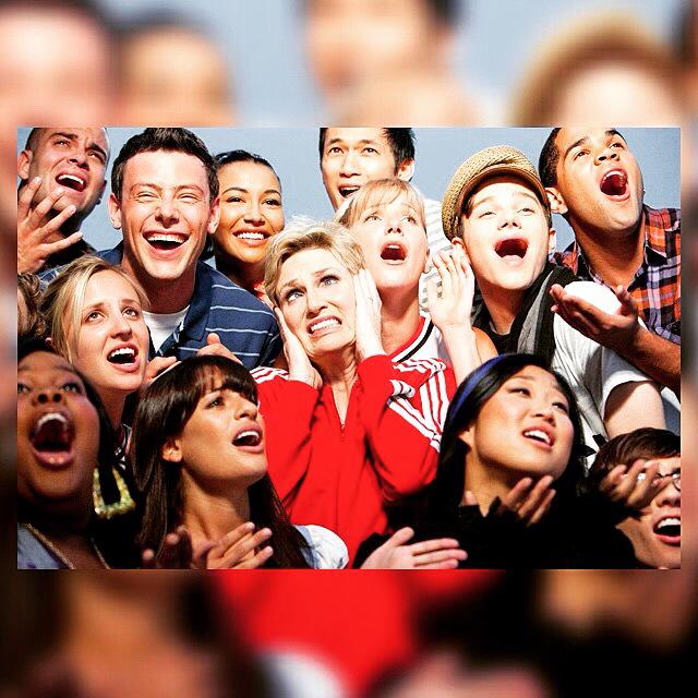 Throwback promo... #Glee #Finale http://t.co/N71Tw0ajx0
