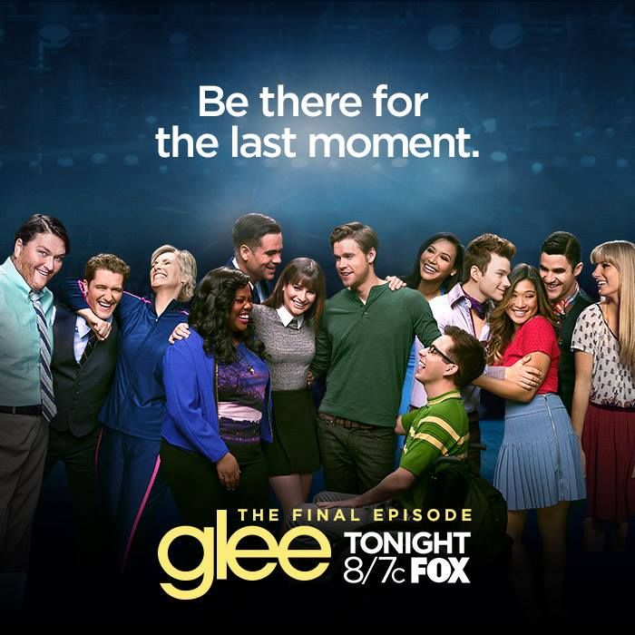 The final episode.  How I am going to miss it. #GleeFinale #Glee http://t.co/lkKzQP04LA