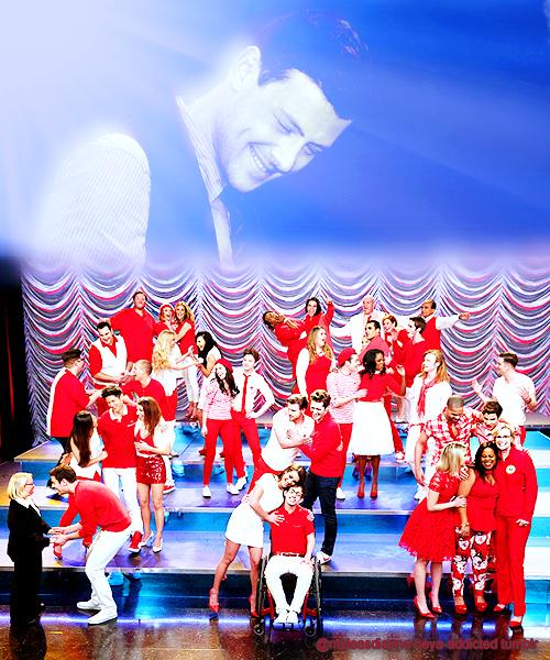 This picture is beautiful ❤️ #GleeGoodbye #FinnHudson http://t.co/aTUBx5WeLT