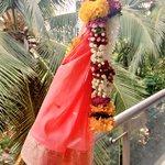 Happy #GudiPadwa one n all!! Here's how 'Goody' my balcony looks today. Thank u @SamitaBangargi #foreverfestive #home http://t.co/XVeySmZSbz