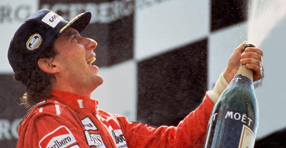 Ayrton Senna. Hij zou vandaag 55 jaar oud zijn geworden. http://t.co/TzPIBVAYRR