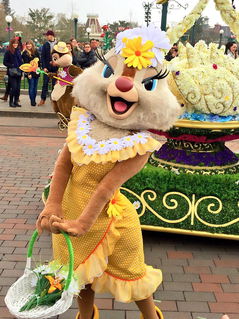 DisneylandParis, DisneylandParis, Aristocats, DisneylandParis, DLPLive, SwingIntoSpring, DLP, Clarice