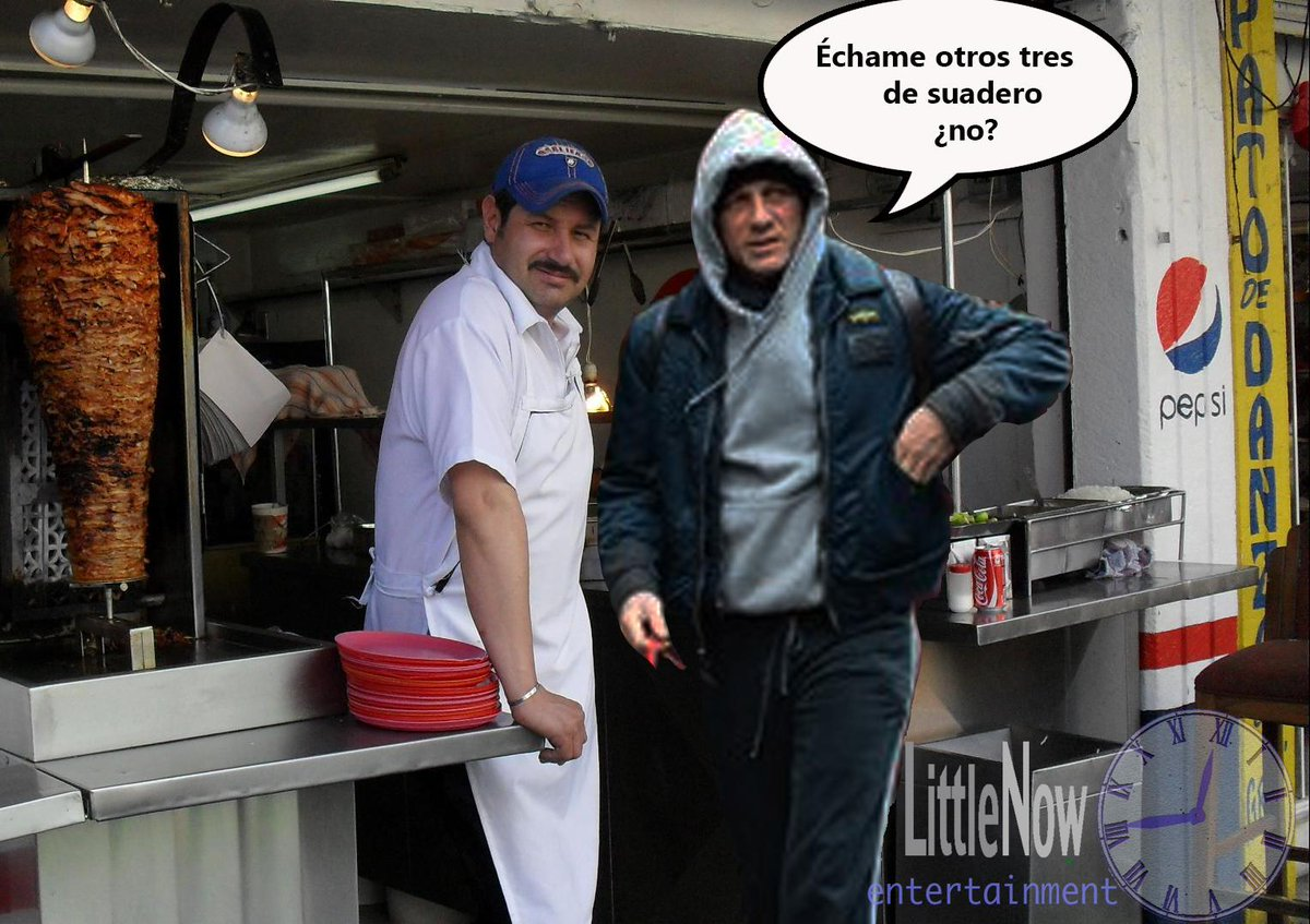 jajajaja!! #JamesBondEstaEnMexico http://t.co/rYVpG3YQBt