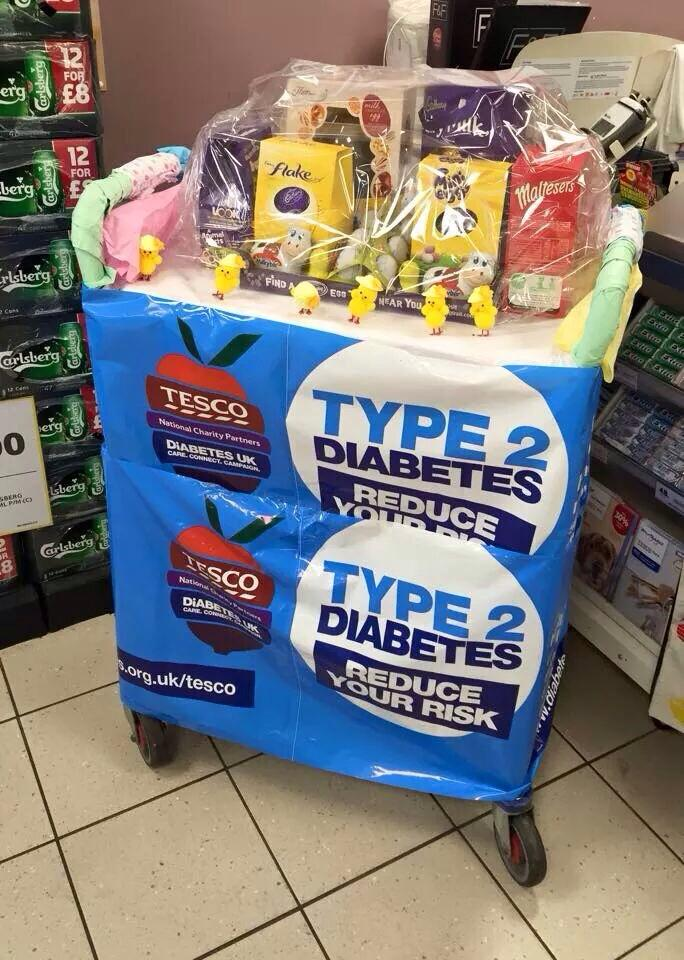 I'm shocked! @Tesco how do you think this is OK? RT @DrAseemMalhotra Is this some sort of sick joke http://t.co/Ng7WNMt0wp #diabetes