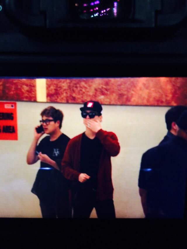 Got7 at KLIA heading back to KOrea! Have a safe trip home!!! http://t.co/0FkZ2eoL1c