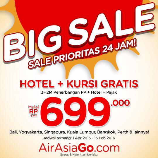 Ada penawaran menarik dari AirAsiaGo. Kunjungi websitenya sekarang!
