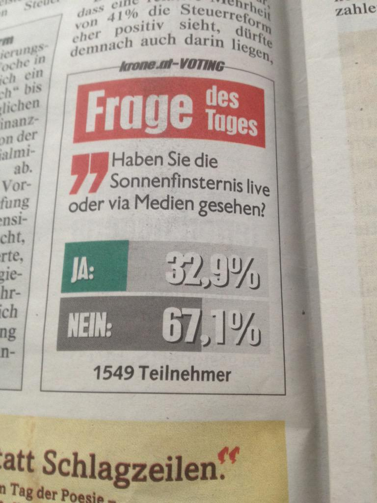 Frage des Tages;-) http://t.co/mtH3oS0oo0