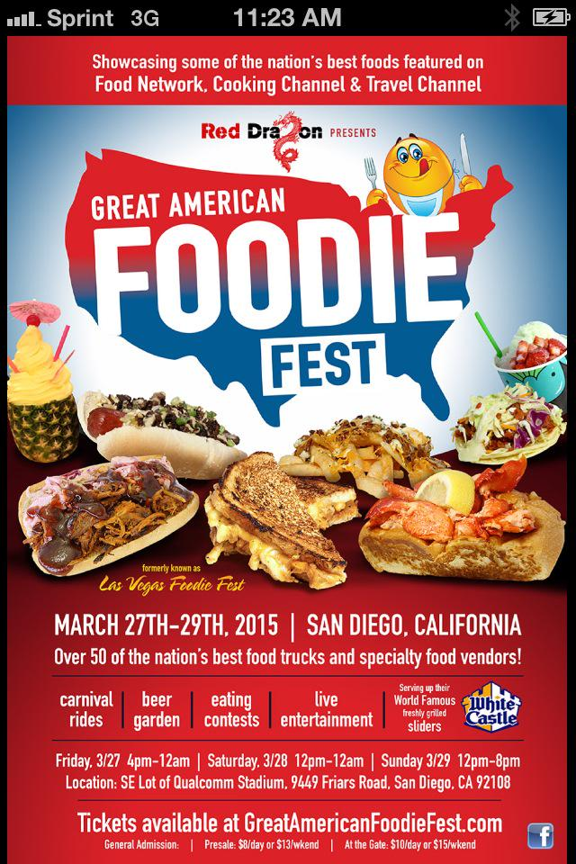 @RedDragonMarc #SanDiego @GAFoodieFest at Qualcomm w/ @asiancravings @MidFeastTruck @mytornadopotato @TheLobsterLady1 http://t.co/TA8tpqlf0s