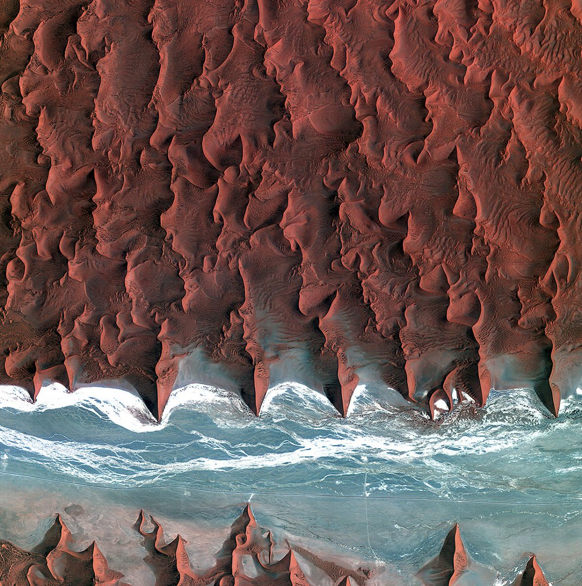 A decade of observing Earth from space gives breathtaking views http://t.co/rH1qndfTG9  via @businessinsider http://t.co/GDOootlXNp
